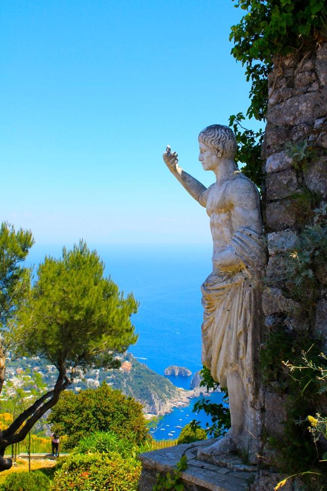 Pride & Polka Dots  Capri 6
